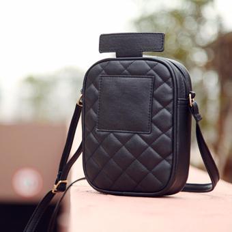 Túi đeo chéo điện thoại (đen)