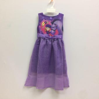 Đầm Bé Gái Disney Sofia Sfdr-0028