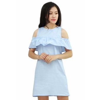 Đầm Suông Bèo Ngực