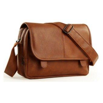 Túi đeo chéo nam PK16 (Nâu)