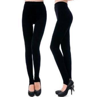 Bộ 2 quần tất nữ legging giẫm gót