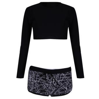 Olalasexy Áo Tắm Bikini Cao Cấp HAWI (Size M - Nhiều màu)