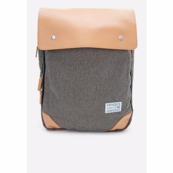 Ba lô VENQUE FLATSQUARE BACKPACK BROWN