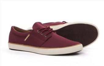 Giày nam thời trang ANANAS 20095 (Nâu đỏ)