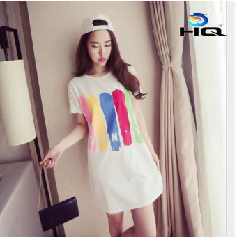 Đầm Suông Phong Cách Hàn Quốc HQ 3TI44.