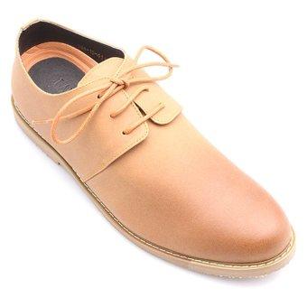 Giày tăng chiều cao nam LADA TN4-15 (Vàng)