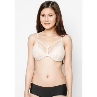 Áo Bralette Pure 1 Sexy Forever (Trắng)