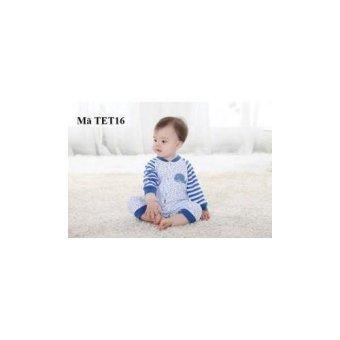 Bộ body cotton cho bé TET16
