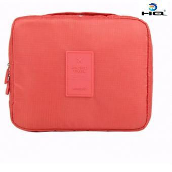 Túi đựng đồ lót du lịch cao cấp chống thấm oxford HQ 80TU90 1(đỏ)