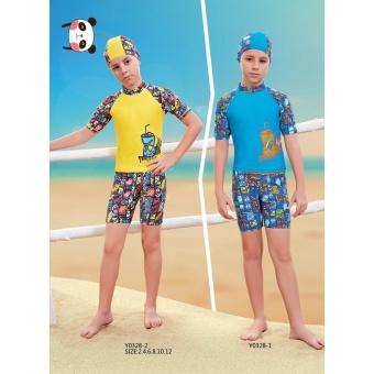 Bộ rời trẻ em Yingfa Y0328-2 (áo xanh)
