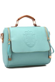 Sunweb Women Handbag Cross Body Shoulder Bag Messenger Tote Bags (Celadon) - Intl