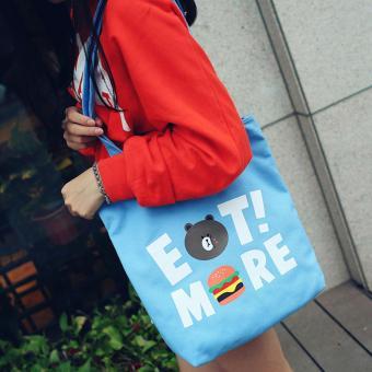 Túi Tone thanh lịch BTS-DV3(XANH NHẠT)