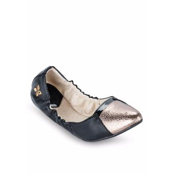Giày Búp Bê Butterfly Twists Imogen (Bt02006-616) Đen