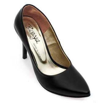 Giày cao gót 9 phân Om Fashion 922 (Đen)