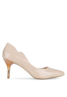 Giày cao gót UP&GO P07-438-CRE