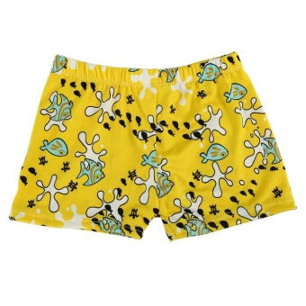 Fashion Holidays Children Boys Swimming Shorts Beachwear Swimwear Shorts- #3 - intl