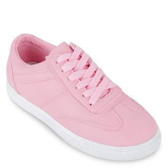 Giày sneaker nữ F63 (Hồng)