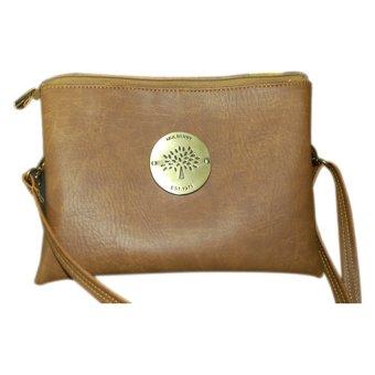 Túi đeo chéo cnt's TĐX 10 (Nâu nhạt)