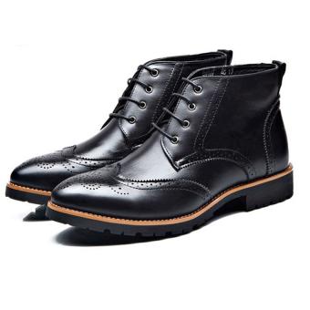 Giày Tây Zoma S1079 (Đen)