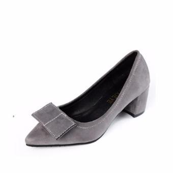 Giày Cao Gót Đế Vuông Thời Trang Naza NZ55
