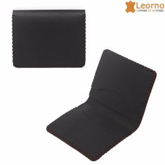 Ví đựng giấy tờ handmade VD14 - Leorno - đen