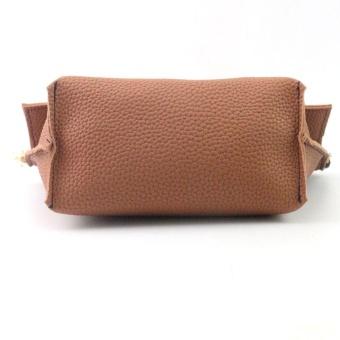 Women Fashion Handbag Shoulder Bag Tote Ladies Purse BW - intl