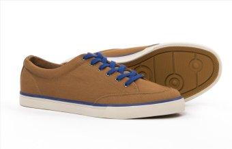 Giày nam thời trang ANANAS 20104 (Nâu)