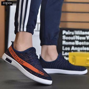Giày Sneaker Thời Trang Nam Zapas – GS070 ( Xanh )