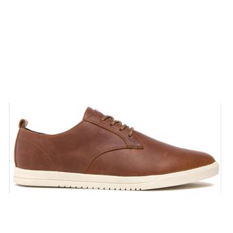 Giày Sneaker nam Clae Ellington Leather (Cla01246) (Nâu)