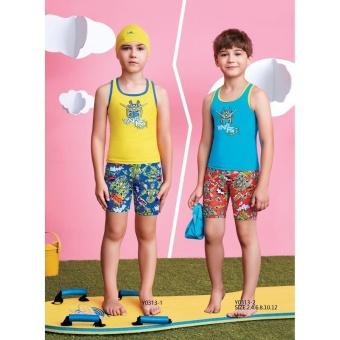 Bộ rời trẻ em Yingfa Y0313-2 (áo xanh)