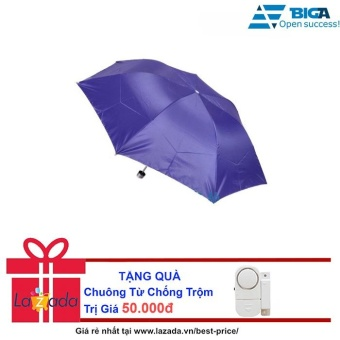 Ô du lịch cá nhân che mưa nắng ( caro , hoa văn, hoa nhí) + Tặng Chuông Từ Chống Trộm