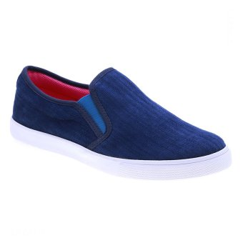 Giày xỏ nữ Aqua Sportswear W127 (Xanh đen)