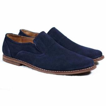 Giày tây Tathanium Footwear TFNVS2202 (Xanh Navy)