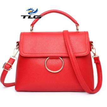 Túi xách thời trang cá tính Đồ Da Thành Long TLG 208102-4(đỏ)