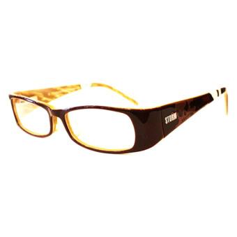 Gọng kính cận nữ STORM ST 0106 10 (Nâu)
