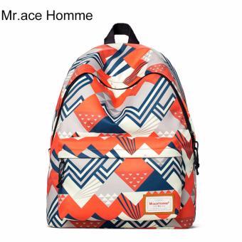 Balo Thời Trang Mr.ace Homme MR16B0246B01 / Cam phối xanh