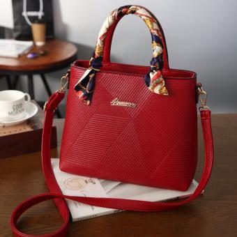 Túi xách Nữ công sở (Đỏ boocdo)