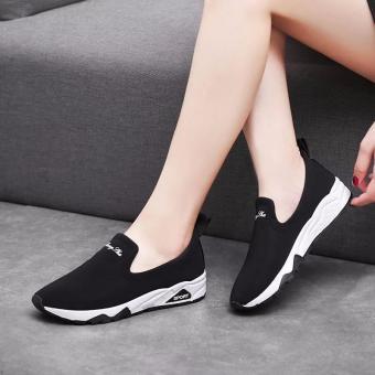 Giày Mọi Thời Trang Nữ Sport - LN1258 - Đen