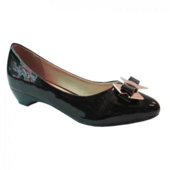 Giày cao gót UP&GO P03-494-BLA