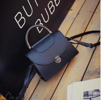 Túi đeo vai nữ phong cách Hàn Quốc mẫu T29 (Mầu đen)
