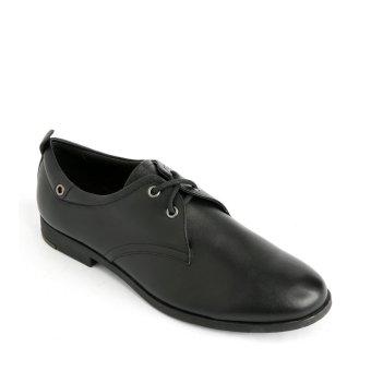 Giày nam Sata&Jor HP12 - Đen