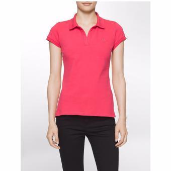 Áo thun Polo nữ Calvin Klein - Hàng nhập khẩu