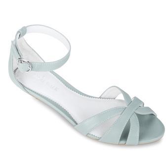 Giày đế thấp Royal Walk xanh ngọc