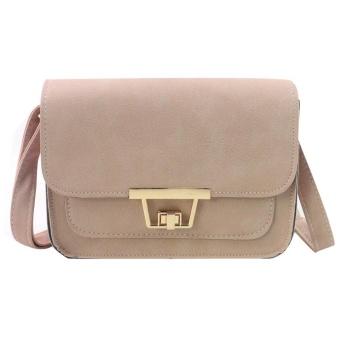 Women Fashion Handbag Shoulder Bag Tote Ladies Purse Small Square Bag - intl