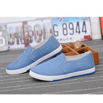 Giày lười nam TH1158