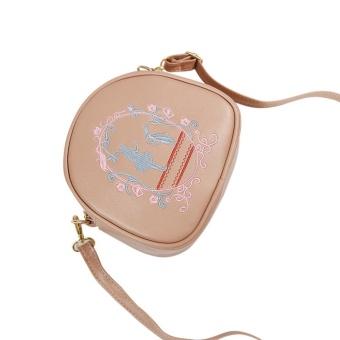 Women Messenger Bags Slim Crossbody Shoulder Bags Handbag Small Body Bags A - intl