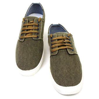 Giày sneaker nam BO (Vàng)