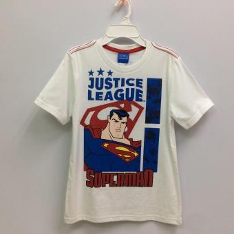Áo Bé Trai D.C Justice League Jlts-0002