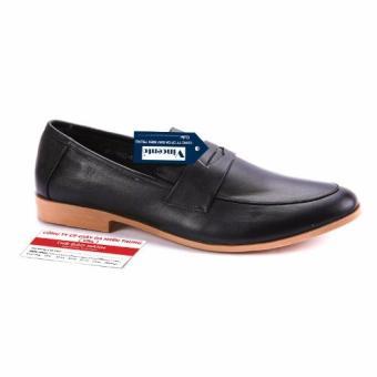 Giày tây nam công sở Da Thật chính hãng Giày Da Miền TrungVCT1LZD802D-1 ( Đen )