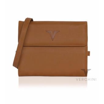 Túi ipad đa năng Verchini màu vàng bò 003385